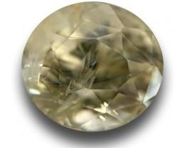 3.35 Carats | Natural Unheated Yellow Sapphire | Loose Gemstone | Sri Lanka