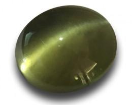 1.48 Carats   Natural Chrysoberyl   Loose Gemstone   Certified   Sri Lanka