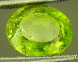 5.435 Ct Untreated Green Peridot