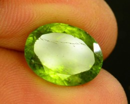 5.170 Ct Untreated Green Peridot