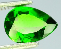 0.985 Ct Natural Siberian Chrome Diopside