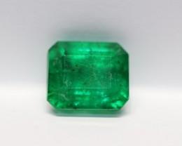 5.05 Carat Zambian Emerald