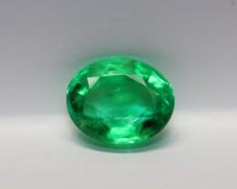 Afghan Emerald 1.70 Carat