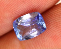 1.5 CTS  TANZANITE FACETED  TBM-917