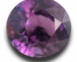 1.02 Carats | Natural Purple Sapphire | Loose Gemstone| Sri Lanka - New