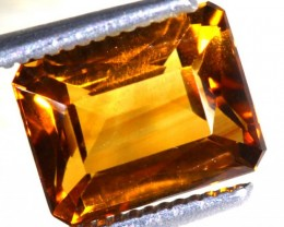 2.6 CTS  SPESSARTITE  GARNET FACETED STONE PG-1937