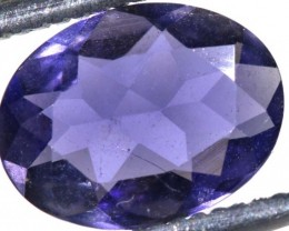 1.25 CTS TANZANITE  VIOLET BLUE PG- 1939