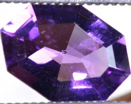 2.2 CTS AMETHYST FACETED GEMSTONE PG- 1947