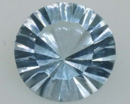 1.85 CTS BLUE TOPAZ FACETED GEMSTONE PG- 1948