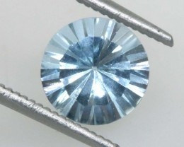 2.05 CTS BLUE TOPAZ FACETED GEMSTONE PG-1949