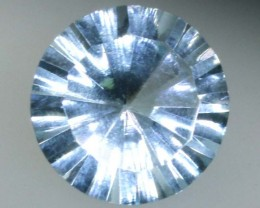2 CTS BLUE TOPAZ FACETED GEMSTONE PG- 1951