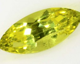0.7 CTS LEMON SAPPHIRE FACED STONE   PG-1960