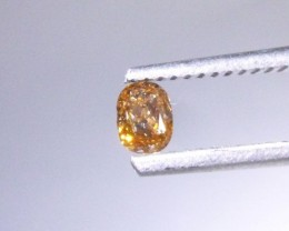 0.27ct  Diamond , 100% Natural Untreated