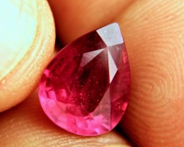 5.80 Carat Cherry Ruby - Superb