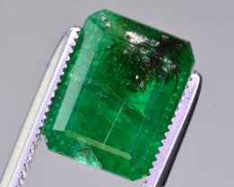 4 Ct Top Quality Natural Panjsher Emerald ~ RA