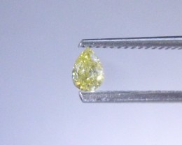 0.33ct  Diamond , 100% Natural Untreated