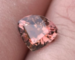 1.52 Carat Fancy Pear Cut Fine Pink Tourmaline