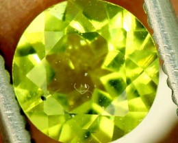 1 CTS PERIDOT BRIGHT GREEN PAIR (2 PCS)   CG-2190