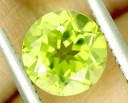 1.5 CTS PERIDOT BRIGHT GREEN PAIR (2 PCS)   CG-2192