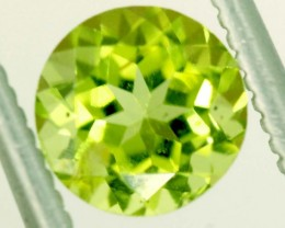 1 CTS PERIDOT BRIGHT GREEN PAIR (2 PCS)   CG-2197