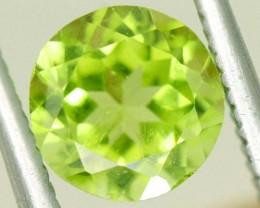 1.5 CTS PERIDOT BRIGHT GREEN PAIR (2 PCS)   CG-2199