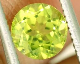 1 CTS PERIDOT BRIGHT GREEN PAIR (2 PCS)   CG-2200