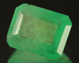 1.664ct Colombian Emerald