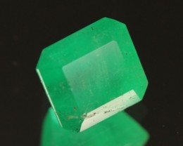 2.408ct Colombian Emerald