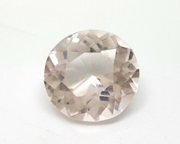 1.75 CT MORGANITE IN ROUND SHAPE PINK COLOR