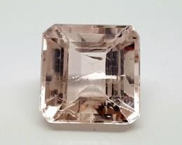 6.80 Cts MORGANITE  Gemstone