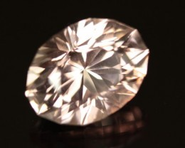6.195 ct MORGANITE - UNTREATED - MASTER CUT!
