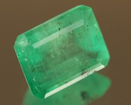 2.256ct Colombian Emerald