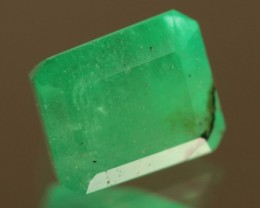 1.354ct Colombian Emerald