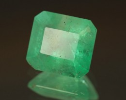 4.819ct Colombian Emerald