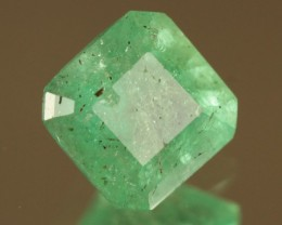1.624ct Colombian Emerald