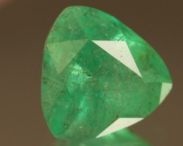 3.649ct Colombian Emerald