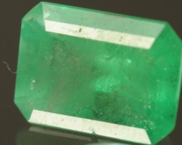 1.16ct Colombian Emerald