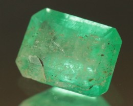 1.30ct Colombian Emerald