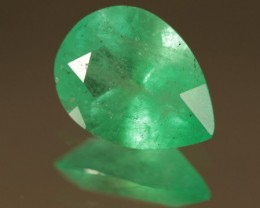 2.869ct Colombian Emerald