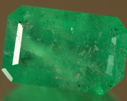 2.493ct Colombian Emerald