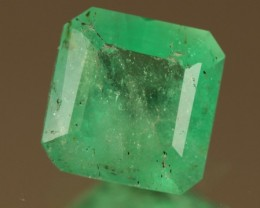 1.346ct Colombian Emerald
