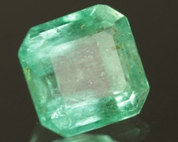 1.085crt Colombian Emerald