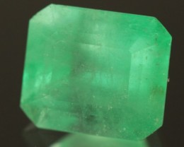 1.532ct Colombian Emerald