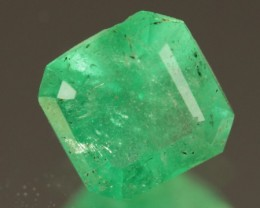 .93ct Colombian Emerald