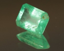 1.331 CT COLUMBIAN EMERALD - OIL ONLY!