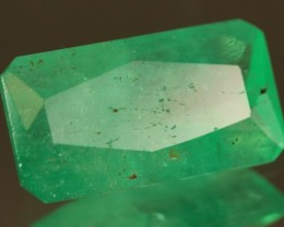 3.946ct Colombian Emerald