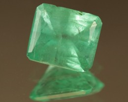 1.842ct Colombian Emerald