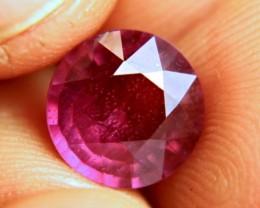 5.17 Carat Fiery, Flashy Ruby - Superb