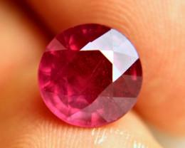 6.0 Carat Fiery Flashy Ruby - Gorgeous