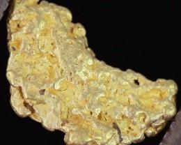 0.9 Grams Kalgoorlie Gold Nugget, Australia LGN 1529